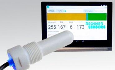Verdensnyhed: Kapacitiv sensor med Bluetooth