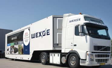 Wexøe bus