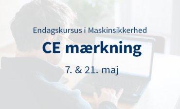 kursus CE mærkning