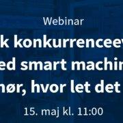 Webinar smart machines