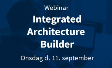 Integrated architecture builder