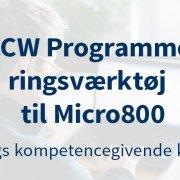 3 & 5 marts: CCW Programmeringsværktøj til Micro800