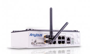 Anybus wireless router