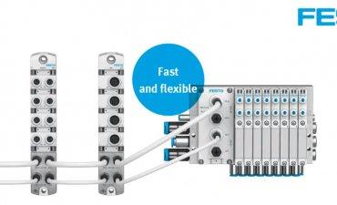 Festo elektrisk automation