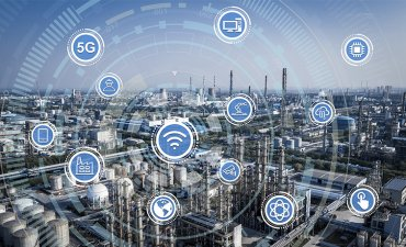 industrielt netværk