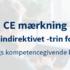 CE mærkning - Maskindirektivet 2006/42/EF – trin for trin