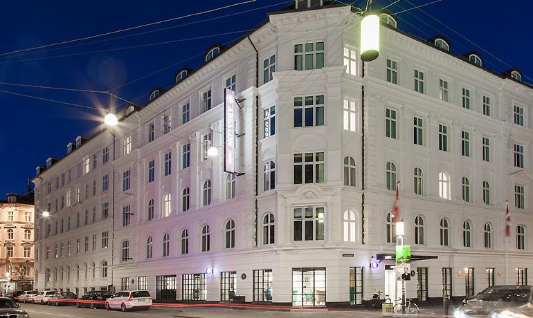 Hotel Absalon valgte europamateriel som deres el-løsning