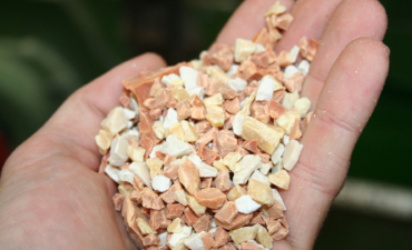 WUPPI plastgranulat til genbrug