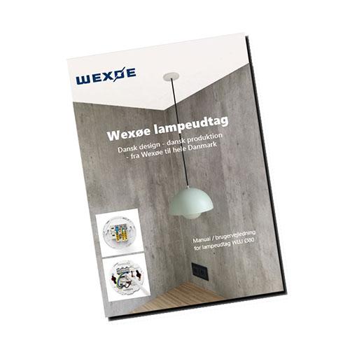 Wexøe lampeudtag