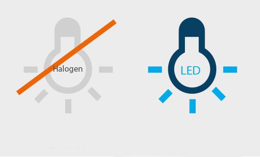 EU regler for brug af LED