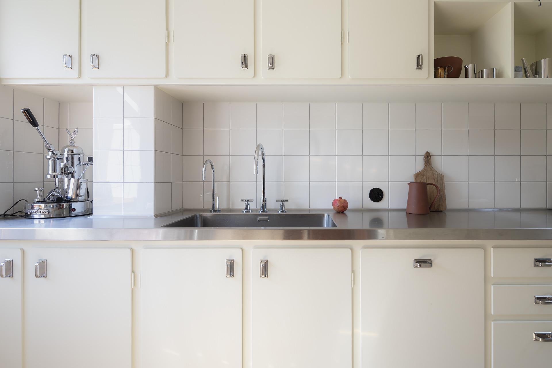 Wexøe Vestersøhus køkken