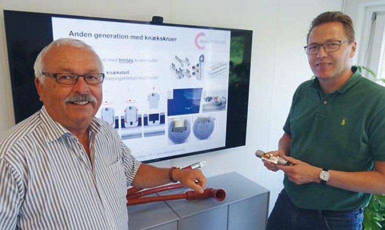 Korrekt valg af muffe sikrer elforsyningen i Danmark