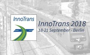 mød os på InnoTrans 2018