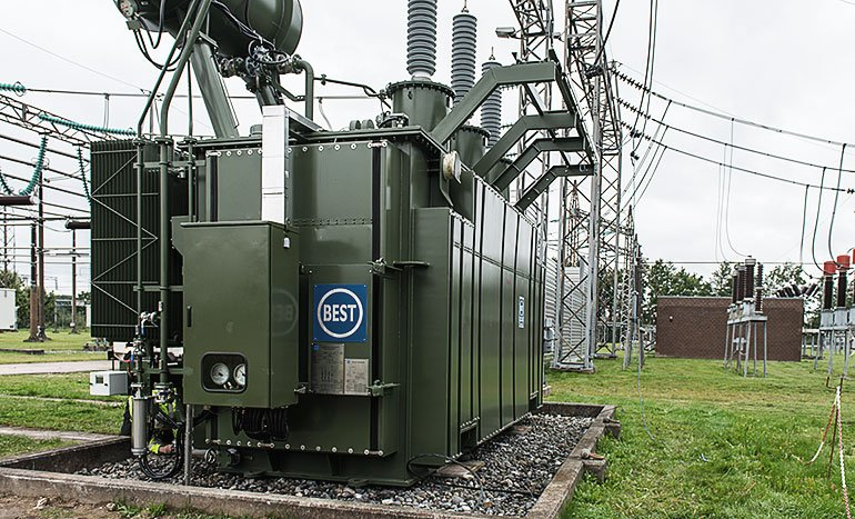 Nyt tørrefilter sikrer krafttransformere mod kondens