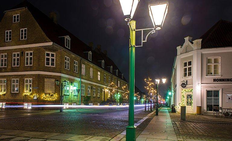 Case: Slagelse Kommune overgår til LED-belysning med LS84-masteindsatse fra Wexøe