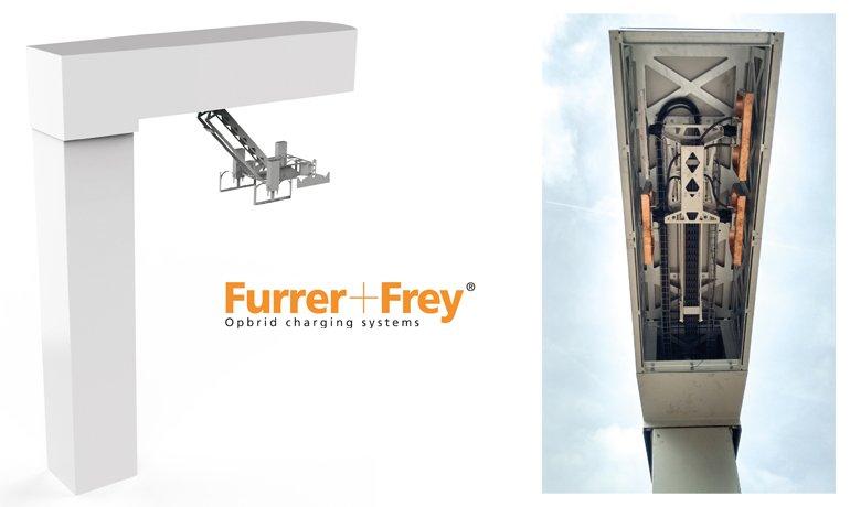 Furrer+Frey pantograf