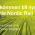 Mød os på Nordic Rail, Jönköping