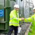 Mindre støj ved brug af nyeste shunt reaktor-teknologi