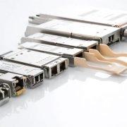 SFP transceiver med multi-kodning