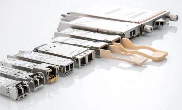 SFP-transceiver med multi-kodning