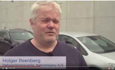 Holger Reenberg, Netcompany A/S