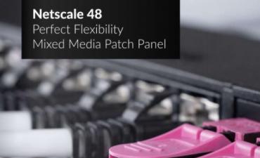 Netscale 48 patchpanel