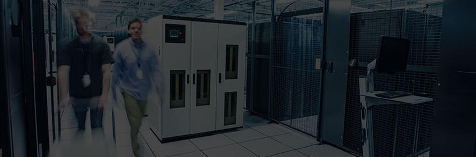 Reducer driftsomkostninger med ny køleløsning til datacentre
