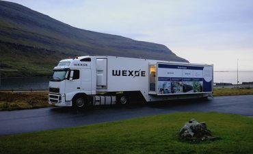 Wexøe udstillingsbus