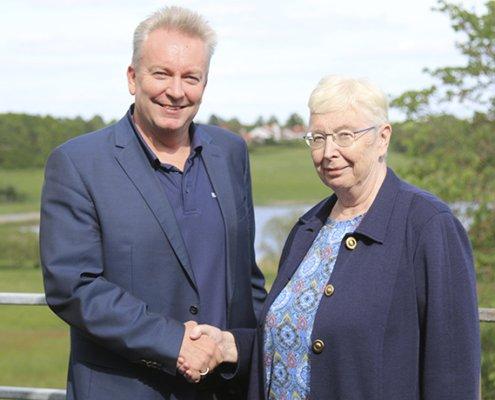 Ny formand for Furesø Industri er Mogens Brusgaard, Wexøe A/S