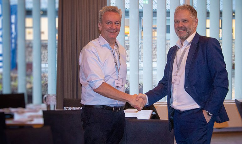 Harting og Wexøe indgår ny samarbejdsaftale